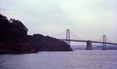 Photograph - San Francisco Bay Bridge 2007 by Frank Romeo