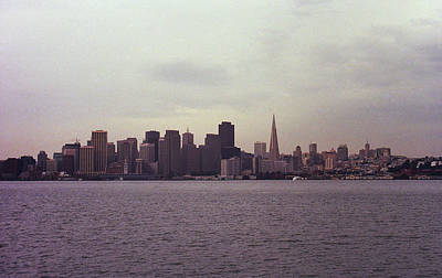 Photograph - San Francisco Skyline 2007 #2 by Frank Romeo