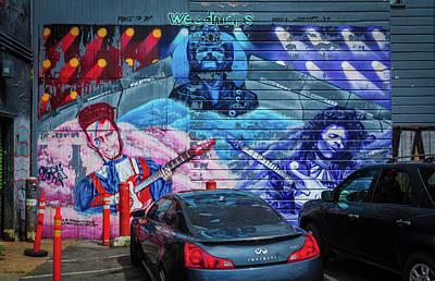 Studio Grafika Zodiac - San Francisco Street Art 17 by Murray Pellowe