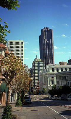 Photograph - San Francisco Streets 2007 #12 by Frank Romeo