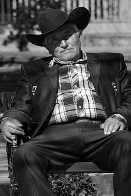 Photograph - San Lorenzo Mayor by Jeff Brunton