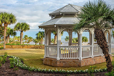 Photograph - San Luis Gazebo by James Woody