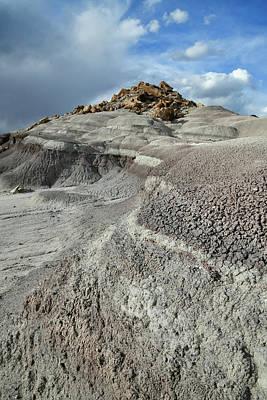 Photograph - San Rafael Desert Dunes In Utah by Ray Mathis