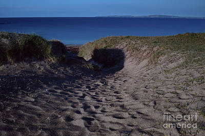 Impressionist Landscapes - Sand and Sea by Lidija Ivanek - SiLa