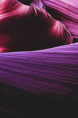 Photograph - Sandstone Swirls IIi - Antelope Canyon by Gregory Ballos
