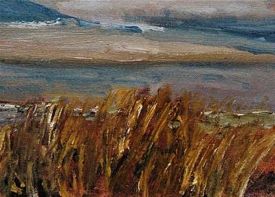 Painting - Sandy Neck View by Michael Helfen