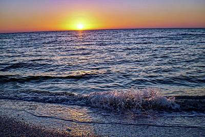 Photograph - Sanibel Sunrise by Susan Rydberg