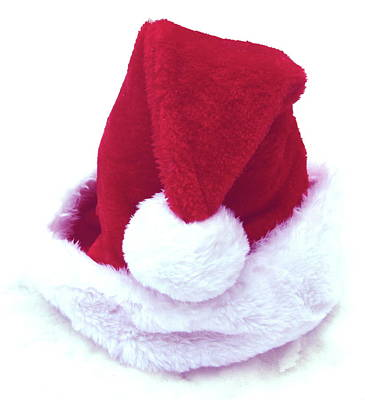 Design Pics - Santa Hat In The Snow 6 by Cathy Lindsey