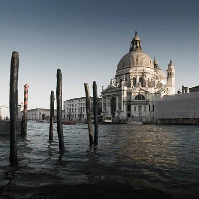Photograph - Santa María Della Salute Venice by Ramón Espelt Photography