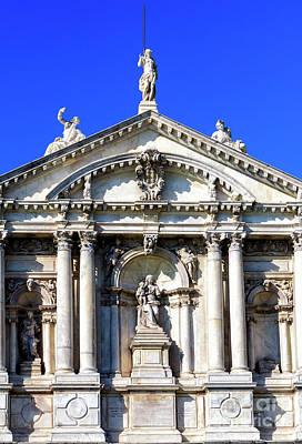 Photograph - Santa Maria Di Nazareth Venice by John Rizzuto