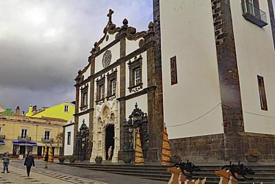 Photograph - Sao Sebastiao by Tony Murtagh