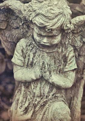Say A Little Prayer Art Print by JAMART Photography