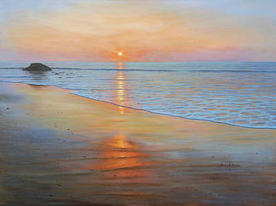 Painting - Scarborough by Bruce Dumas