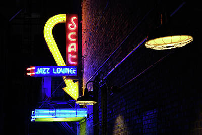 Photograph - Scatt Jazz Fort Worth 031819 by Rospotte Photography