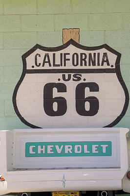 Dainty Chairs Fashions Sketches - Scenes On Old Route 66 In California by Alex Grichenko