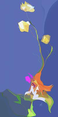 Digital Art - Scherzo by Gina Harrison