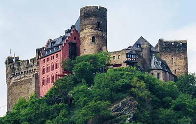 Photograph - Schonburg Castle by Paul Croll