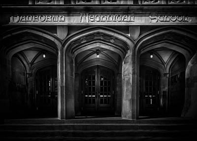 Photograph - School Daze No 6 by Brian Carson