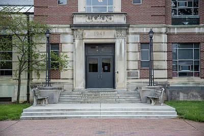 Photograph - School Of Music The Ohio State University by John McGraw