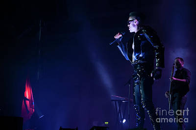 Photograph - Scissor Sisters Photo 11 by Phill  Potter