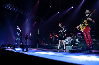 Photograph - Scissor Sisters Photo 12 by Phill  Potter