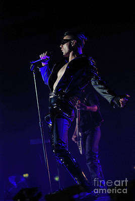Photograph - Scissor Sisters Photo 3 by Phill Potter