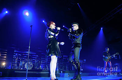 Photograph - Scissor Sisters Photo 6 by Phill Potter