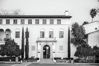 Photograph - Scripps College by University Icons