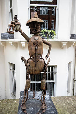 Photograph - Sculpture In London  by John McGraw
