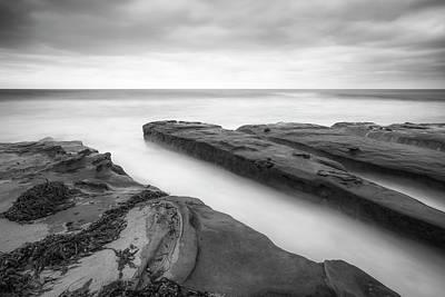 Photograph - Sea Inbetween by Joseph S Giacalone