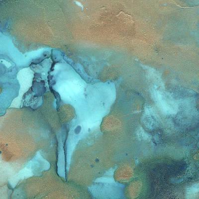Painting - Sea Love by Jai Johnson