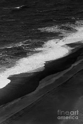 Wall Art - Photograph - Sea Meets The Land  by Sebastien Coell