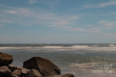 Photograph - Sea Salt Breezes by Dale Powell