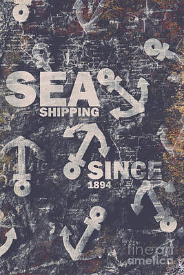 Photograph - Sea Shipping Since 1894 by Jorgo Photography - Wall Art Gallery