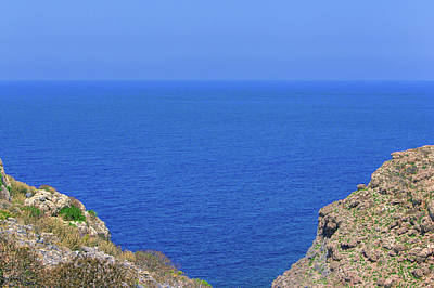 Photograph - Sea View From Gramvousa by Sun Travels