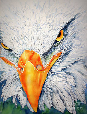 Painting - Seahawk by Sheila Maida
