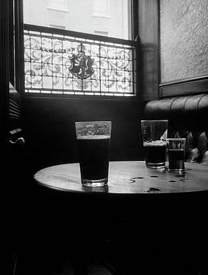 Photograph - Sean Ocasey Misc by Gjon Mili