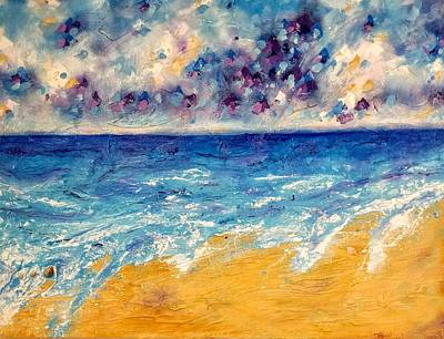 Painting - Searching For Rainbows by Tracy Bonin