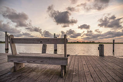 Photograph - Seating For Two by Kristopher Schoenleber