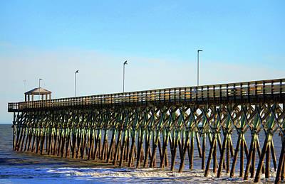 Photograph - Second Avenue Pier  by Cynthia Guinn