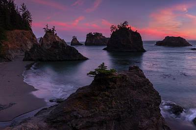 Photograph - Secret Beach by Emmanuel Panagiotakis
