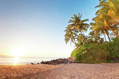 Photograph - Secret Beach by M.m. Sweet