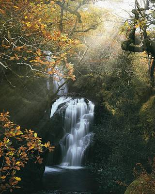 Wall Art - Photograph - Secret Waterfall by Kristy Ashton
