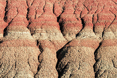 Photograph - Sedimentary Layers by Todd Klassy