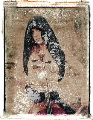 Mixed Media - Seductive by Catherine Sobredo
