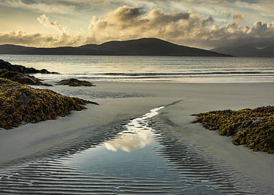 Photograph - Seilebost Beach by Dave Bowman