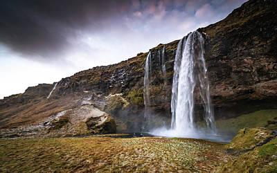 Photograph - Seljalandsfoss by Framing Places