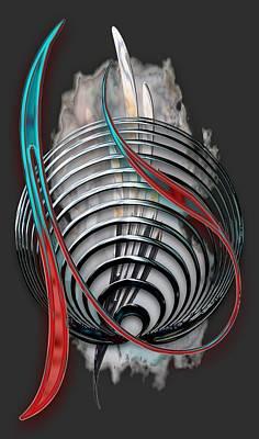 Mixed Media - Sensory by Marvin Blaine