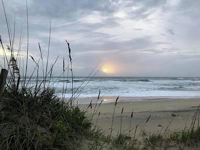 Photograph - Sept. 14, 2018 Sunrise  by Barbara Ann Bell
