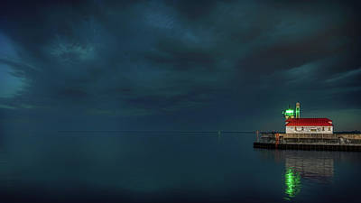 Photograph - Serene Twilight by Susan Rissi Tregoning